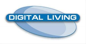 Digital Living Logo